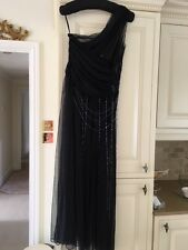 """ Jasire "" full lenght evening dress size 12"