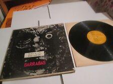 rare ultimate breaks BARRABAS self titled FUNK LATIN LP RCA PUERTO RICO PRL3028