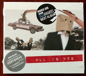 Get The Blessing All Is Yes CD Digipak CACD 78550 Mint