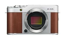 2018 NEW FUJIFILM mirrorless X-A5 Brown X-A5-BW body only from japan F/S