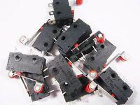 50 x Endschalter Schalter Taster mit Rolle 1xUM 250V 5A kurzer Hebel #9S94#