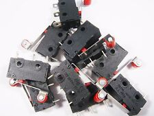 100 x Endschalter Schalter Taster mit Rolle 1xUM 250V 5A kurzer Hebel #9S94#