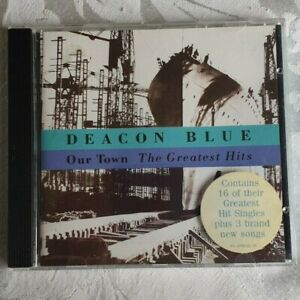 DEACON BLUE - OUR TOWN (The Greatest Hits) CD