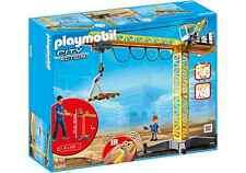 Playmobil 5466 Large Crane with IR Remote Control MIB / New