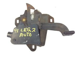 91 92 93 94 95 Legend 2DR Coupe Hood Lock Latch Release Assy Used OEM