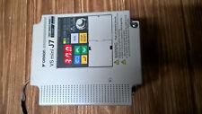 PLC INVERTER OMRON CIMR-J7AZB0P7 1,1KW INPUT 200V MONOFASE 1PH... OUT 220V 3PH