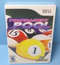 Tournament Pool (Nintendo Wii, 2009) BRAND NEW FACTORY SEALED
