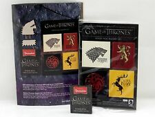 Game of Thrones Stark 4GB USB Flash Drive & Sigil Magnets Lootcrate Exclusive