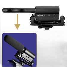 Pro SGC-598 Shotgun Interview DV Stereo MIC Microphone for Canon 760D 750D 70D