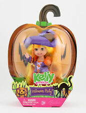 2006 Mattel Halloween Party Kelly Doll Witch MIB
