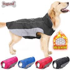 Dog Coat Jacket Waterproof Rain Clothes Suit Harness Vest Pet Puppy Small Medium