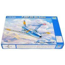 Trumpeter 1:144 - F-86f-30 Sabre (tru01320) - 1144 F86f30 Saber Jet