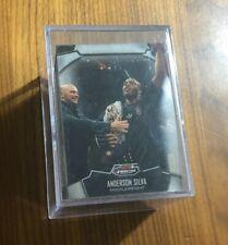 2012 Topps Finest UFC Complete Base Card Set 1-100