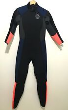 Rip Curl Womens Full Wetsuit E4 Sealed 3/2 NWT Ladies Size 12 - Flash Lining!
