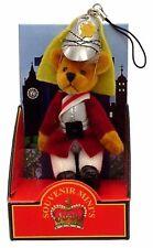 Mobile Phone Charms Bag Charms Handbag Charms Souvenir Teddy Guardsman