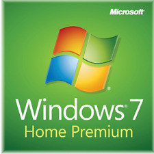 Windows 7 Home Premium 32-Bit/64-Bit ISO Digital Download - No Product Key!