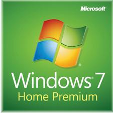 Windows 7 Home Premium 32-Bit/64-Bit ISO Descarga Digital-no clave del producto!