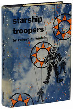 Starship Troopers ~ ROBERT A. HEINLEIN ~ First Edition ~ 1st Printing ~ 1959