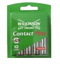 10  Rasierklingen Wilkinson Sword Contact Plus  Ersatzklingen Willkinson