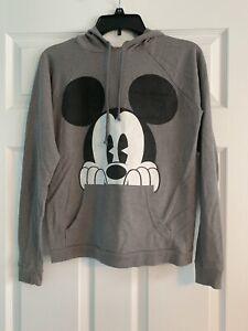 grau-gr/ünes Mickey Maus Sweatshirt Disney