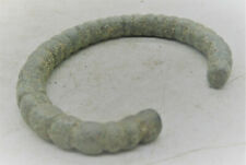 Circa 900 - 1100 Ad Ancient Viking Norse Bronze Bracelet