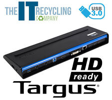 Targus ACP71EU USB 3.0 SuperSpeed doble estación de acoplamiento de video