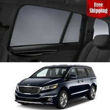 KIA CARNIVAL 2016 YP Magnetic Car Window Shade Sun Shade Baby Kid Protection-