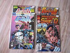 Punisher Paket (4 Bände) Ami-Originale, 2 annuals, 2 x Punisher 2099 in TOP-Zust