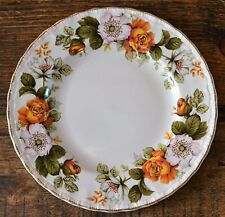 Royal Tudor Ware Barker Bros Rosina Side Plate 17cm Rose Pattern