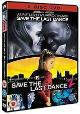 Save The Last Dance/Save The Last Dance 2 Izabella Miko, Columbus NEW UK R2 DVD