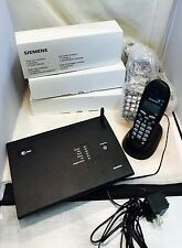 """""""NEW"""" Netopia, AT&T, Siemens Wireless Base Unit and 4 handsets"""