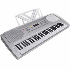 vidaXL Elektrisch Keyboard met 61 Toetsen en Bladmuziek Houder Piano Muziek