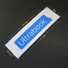 Ultrabook Sticker 8mm x 32.5mm - New & Genuine