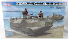 1/35 Scale LVTP-7 Landing Vehicle Tracked- Personal Model Kit - HobbyBoss #82409