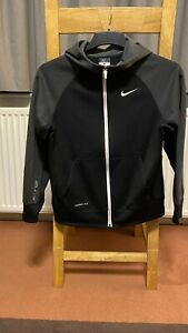 Nike Elite Therma-Fit Hoodie Youth Size Large