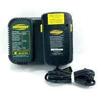 Yardworks Battery Charger 24V & 18V Battery 6-2010-0 3110273-2 - Used, Works