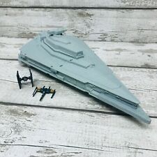 Hasbro Star Wars The Force Awakens Micro Machines Star Destroyer Playset X-Wing
