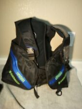 CAYMAN SHERWOOD BC SCUBA DIVING VEST  SIZE S  ---FREE SHIP