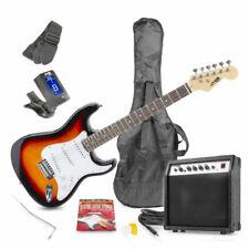 Max GigKit Full Size Electric Guitar Starter Kit - Sunburst
