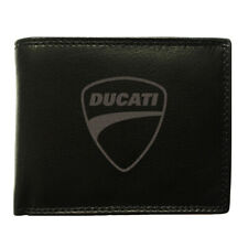 Ducati Echtleder Geldbeutel, Geldbörse, MH900e Streetfighter Supersport Monster