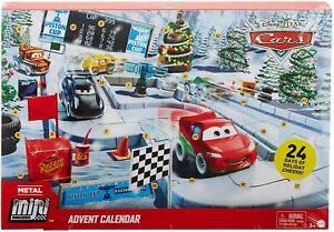 Disney Pixar Cars Mini Micro Racers Xmas Advent Calendar