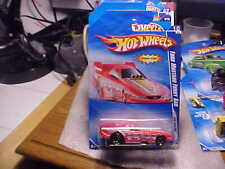 Hot Wheels 2010 KMart K-Days Exclusive Ford Mustang Funny Car