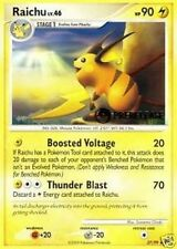 RAICHU Promo PRERELEASE Pokemon NM RARE Card Arceus