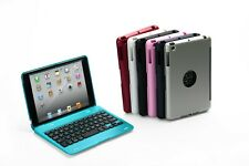 New Foldable Wireless Bluetooth Keyboard Stand Case Cover For iPad Mini 1 2 3 4