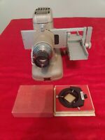 Bell & Howell TDC VIVID Selectron SLIDE PROJECTOR SemiMatic Model D GREAT SHAPE!