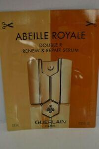 Sealed Guerlain Abeille Royale Double R Renew & Repair Serum sample sachet 0.6ml