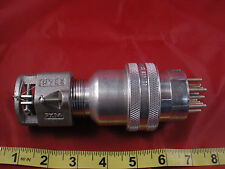 Amphenol Pyle AP-208 12-Pin Connector Plug 5a 125vdc 15 amp 460vac 1.5a 250vdc