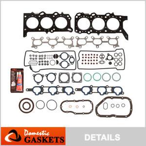 Fits 06-08 Suzuki Grand Vitara 2.7L DOHC Full Gasket Set H27A