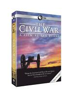 THE CIVIL WAR A FILM BY KEN BURNS 6 DVD SET AMERICAN CIVIL WAR FULLY RESTORED