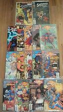 Superman The Man of Steel  (Lot of 16 Comics including final issue) DC Comics